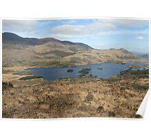 Killarney lakes 9 Poster