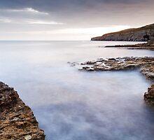 Seacombe Bay by Ian Middleton