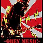 Obey slash by jakobin