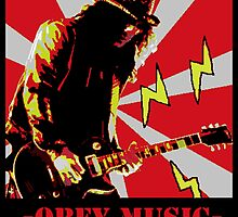 Obey slash by jakobin