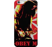 Obey slash iPhone Case/Skin