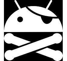 Android Superuser Funny Geek Nerd Photographic Print