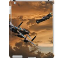 Fire in the Sky iPad Case/Skin