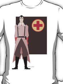 Vector Medic - RED T-Shirt