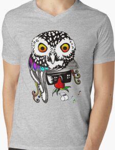 Incognito Mens V-Neck T-Shirt
