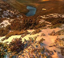 End of a winter day, Mount Field by Kevin McGennan