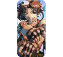 Black Lagoon iPhone Case/Skin