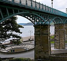 Valley Bridge. by John (Mike)  Dobson