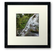 Russell Falls, Tasmania Framed Print