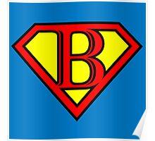 Super B Poster