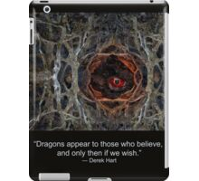 Dragons Exist iPad Case/Skin