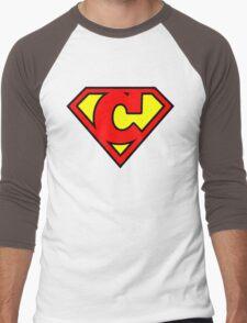 Super C Men's Baseball ¾ T-Shirt