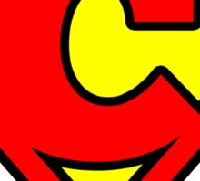 Super C Sticker
