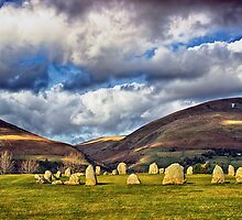 Castlerigg Stone Circle by Vicki Field