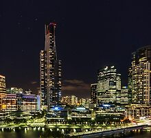 Melbourne South II by Neville Jones
