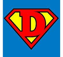 Super D Photographic Print