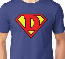 Super D Unisex T-Shirt
