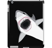 Great White Shark Attack iPad Case/Skin