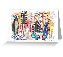 Botangle card Greeting Card