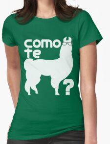 Como te llama Funny Geek Nerd T-Shirt