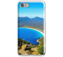 Wineglass Bay, Tasmania, Australia iPhone Case/Skin