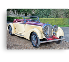 Old Bentley~ Metal Print