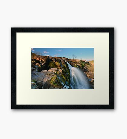 The Loup Of Fntry Framed Print