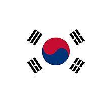 South Korean Flag Duvet Comforter Bed Pillow Cover Korea by deanworld