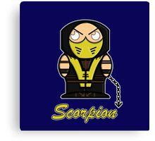 Scorpion (Demonoids) Canvas Print