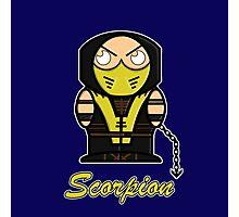 Scorpion (Demonoids) Photographic Print