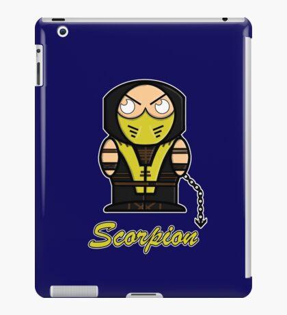 Scorpion (Demonoids) iPad Case/Skin