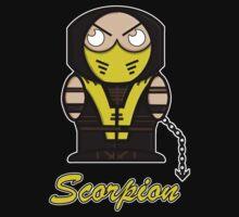 Scorpion (Demonoids) Kids Clothes