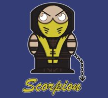 Scorpion (Demonoids) by Hilly14HD