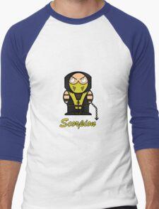Scorpion (Demonoids) Men's Baseball ¾ T-Shirt