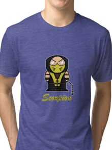 Scorpion (Demonoids) Tri-blend T-Shirt