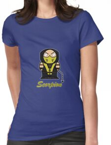 Scorpion (Demonoids) Womens Fitted T-Shirt