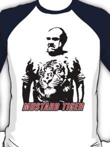 Mustard Tiger (R.i.p. P.C.) T-Shirt