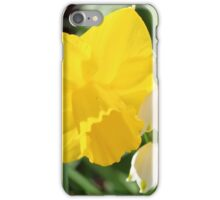 Daffodil & Snowbells iPhone Case/Skin