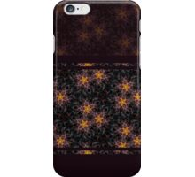 "Pattern ""Abstract flowers"" iPhone Case/Skin"