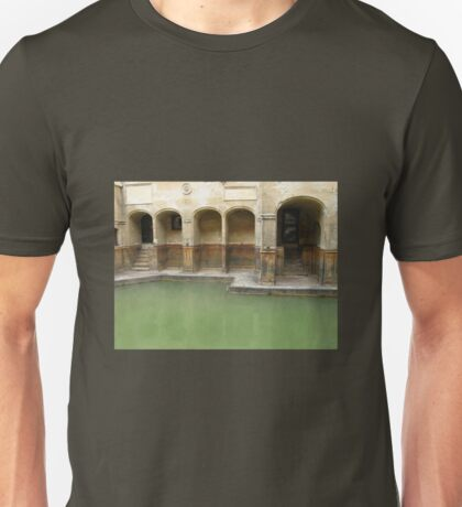 ROMAN BATHS Unisex T-Shirt