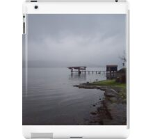 Wintry Morning at Coningham iPad Case/Skin