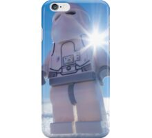 There isn't enough life on this ice cube to fill a space cruiser iPhone Case/Skin
