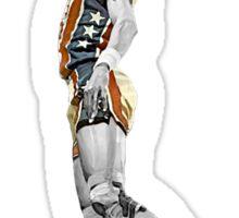 Dr J NBA  - Julius Erving - New York Nets Sticker