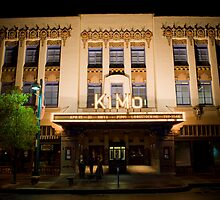 Pueblo Deco Architecture - The Kimo Theater, Downtown Albuquerque by TheBlindHog