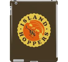 Island Hoppers /yellow iPad Case/Skin