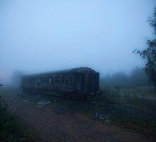 Ghost Train by Janne Flinck
