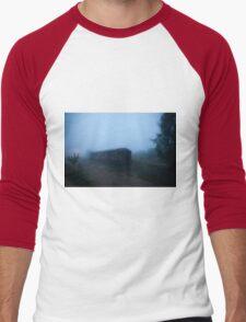 Ghost Train Men's Baseball ¾ T-Shirt