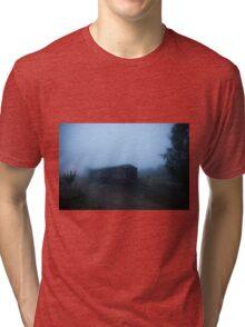 Ghost Train Tri-blend T-Shirt