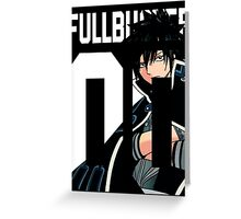 Grey Fullbuster - Fairy Tail 00 Greeting Card