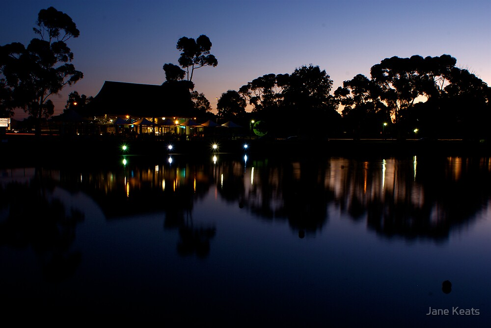 Weeroona Reflects by Jane Keats